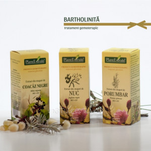 Tratament naturist - Bartholinita (pachet)