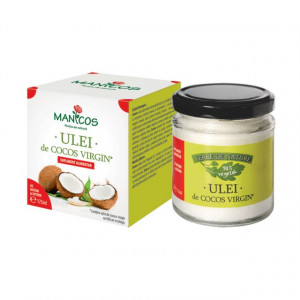 Ulei de cocos virgin - 175 ml