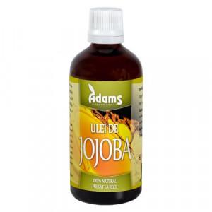 Ulei de jojoba presat la rece - 100 ml Adams Vision