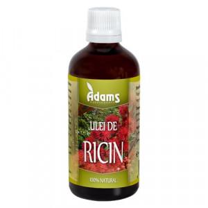 Ulei de ricin - 100 ml Adams Vision