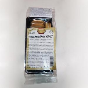 Biscuiti cu crema de lamaie - 150 g - Mimen