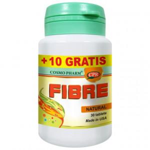 Fibre - 30 cps + 10 cps GRATIS