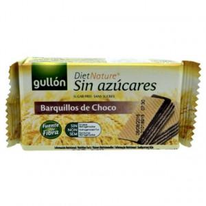 Napolitane cu crema cu aroma de ciocolata fara zahar - 70g