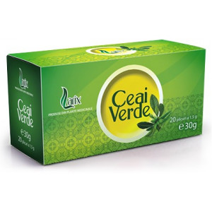 Ceai verde - 20 plc Larix