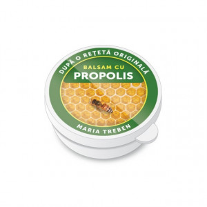 Balsam cu propolis - 30 ml