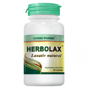Herbolax - 30 cpr