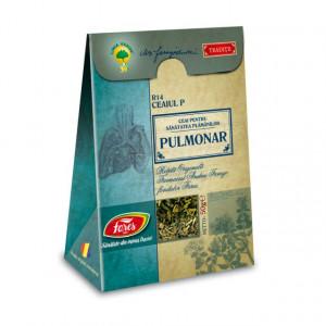 Ceaiul P - Ceai Pulmonar R14 - 50 gr Fares