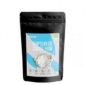 Chipsuri de Cocos Raw Ecologice 125 g