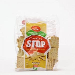 Stop biscuiti de casa cu indulcitor - 200 g Detki