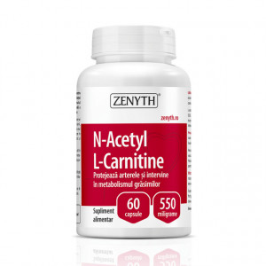 N-Acetyl L-Carnitine - 60 cps