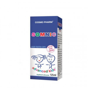 Advanced Kids sirop Somnic - 125 ml