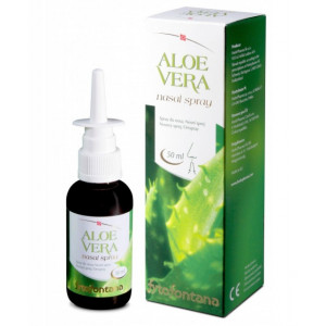 Aloe vera spray nazal - 20 ml Herbavit