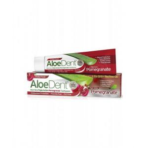 AloeDent Pasta de dinti cu Rodie - 100 ml
