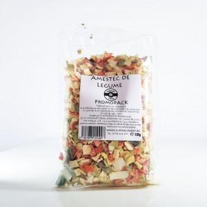 Amestec de legume - 130 g