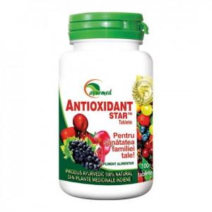 Antioxidant Star - 100 cpr