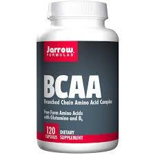 BCAA (Branched Chain Amino Acid Complex) - 120 capsule - Jarrow Formulas