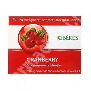 Beres Cranberry - 60 cpr
