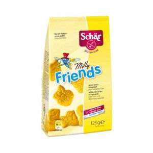 Biscuiti fara gluten Milly Friends - 125 g - Schar