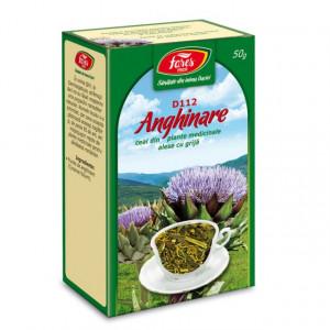 Ceai Anghinare Frunze D112 - 50 gr Fares