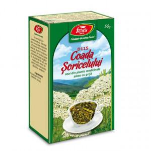 Ceai Coada Soricelului - Iarba D115 - 50 gr Fares
