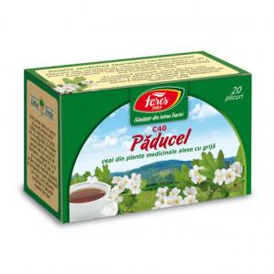 Ceai Paducel Cu Flori C40 - 20 pl Fares