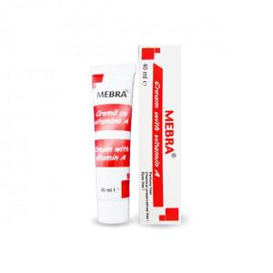 Crema cu vitamina A 40 ml Mebra