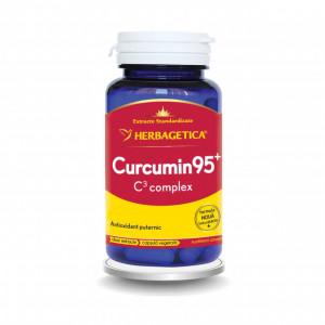 Curcumin 95 C3 Complex - 60 cps