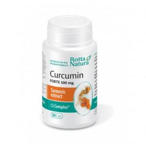 Curcumin Forte 500 mg - 30 cps