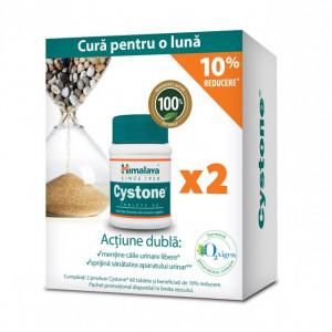 Cystone - 60 cpr 1+1-10% Gratis