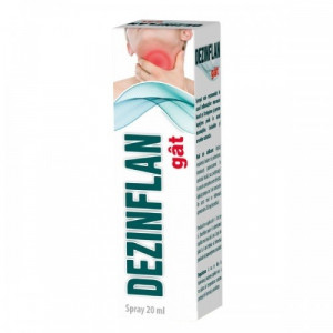 Dezinflan Gat spray - 20ml