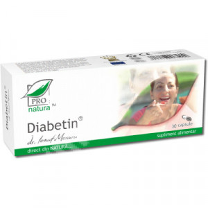 Diabetin - 30 cps