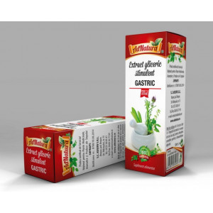 Extract Gliceric Stimulent Gastric - 50 ml