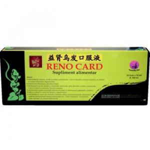 Fiole Reno Card - 10 buc