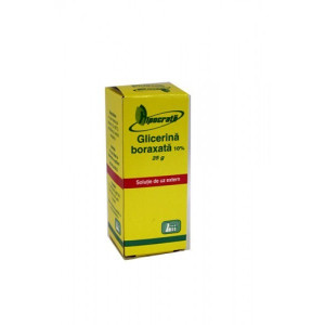 Glicerina Boraxata 10% 25G