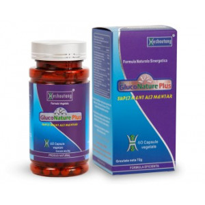 GlucoNature Plus - 60 cps