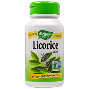 Licorice 450mg - 100 cps