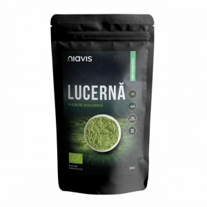 Lucerna Pulbere Ecologica (Bio) 125 g