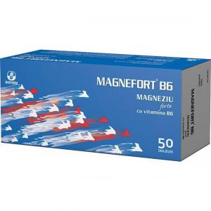 Magnefort B6 - 50 drajeuri