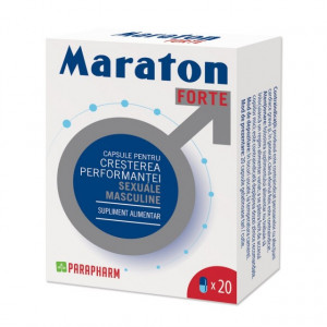 Maraton Forte ptr. cresterea potentei 20 cps Quan
