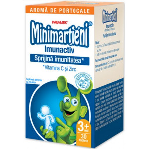 Minimartieni ImunActiv Portocale - 30 cps