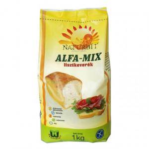 Mix paine Alfa Mix - 1 kg - Naturbit