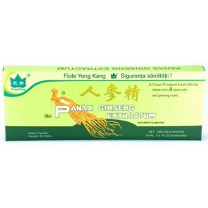 Panax Ginseng Extractum YK - 10 fiole x 10 ml