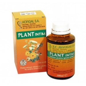 Plant Intim Lotiune 100ml Hofigal