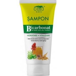 Sampon hidratare si vitalizare cu bicarbonat - 200 ml