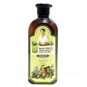 Sampon Impotriva Caderii Parului cu Extract de Bere - 350 ml