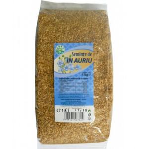 Seminte de in auriu - 1000 g