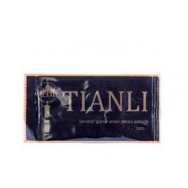 Servetel igienic umed pentru potenta - 1 buc Tianli