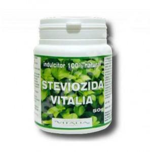 Steviozida (indulcitor 100% natural) - 50 g