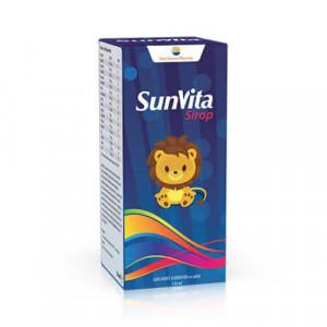 Sunvita Sirop - 120 ml