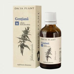 Tinctura Gentiana - 50 ml